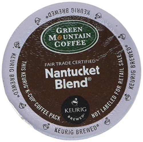Green Mountain K-Cups Coffee, Nantucket Blend, 12 ct