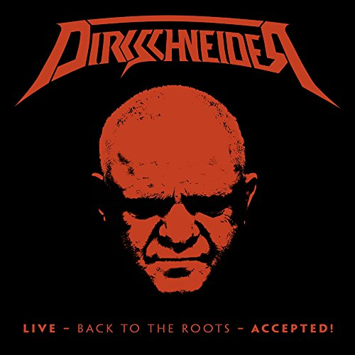 Live - Back to the Roots - Accepted [DVD + 2 CD]
