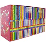 Rainbow Magic Collection 42 Books Box Set (Series 1 to 42) RRP: £167.58 ( 6 series 7 x Colour, 7 x Weather, 7 x Party, 7 x Jewel, 7 x Pets, 7 x Days) Pack Boxed Set (Rainbow Magic Collection)