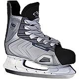 Hudora HD-216 Ice - Patines en paralelo para hombre de hockey sobre hielo y hockey