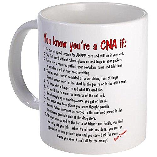 CafePress - You're A CNA If... Mug - Unique Coffee Mug, Coffee Cup
