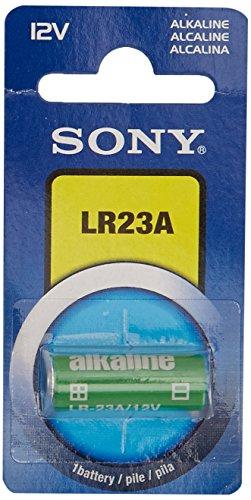 UPC 008562007772, Sony LR 23A - battery - alkaline (30410Q) Category: Alkaline Batteries