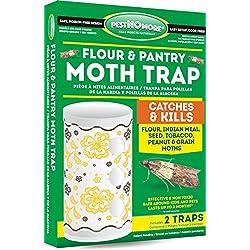 Pest No More GP401 Flour Pantry Moth Trap (2 Traps Per Pack)