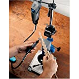 Picture of Dremel 220-01 Rotary Tool Workstation Drill Press Work Station with Wrench
