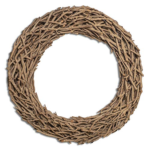 Fifth + Nest Natural Driftwood Wreath 20