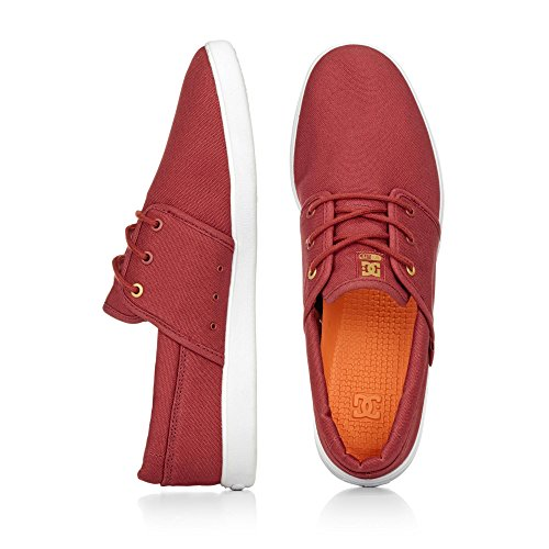 DC Haven Sneaker, Groesse 11, rot