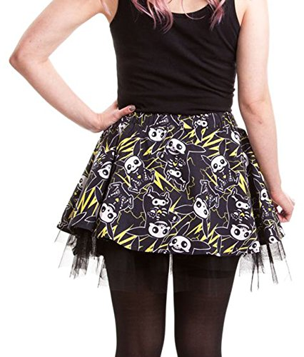 Cult Noir Jupe Noir Femme Cult Cupcake Femme Cupcake Jupe 4wwErqt7P