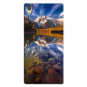 Cover It Up - Mirror Lake Xperia Z5 Dual Hard Case