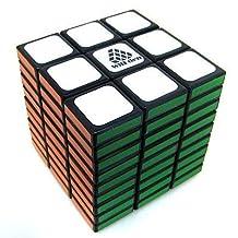 Qiyun 3x3x9 Puzzle Fully Functional Cube (Black)