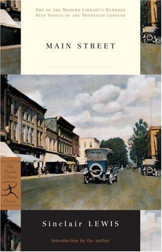 Main Street (Modern Library)