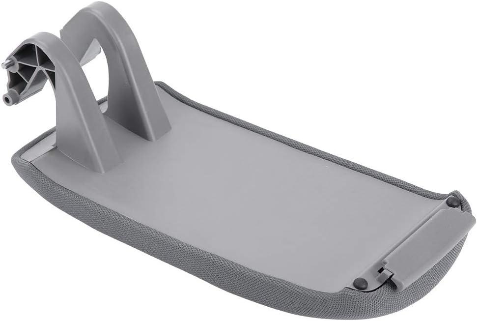 Cloth Nikou Microfiber Leather Armrest Center Console Lid Cover For Audi A3 8P 03-12 8P0864245P8E1 Size : Beige Armrest Cover