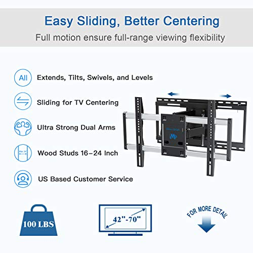 Buy articulating tv wall mount 42