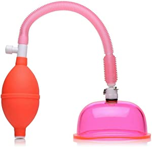Felix Sw Store Size Matters Pink Female Vacuum Suction Pump Kit for Women Enjoyment 11171