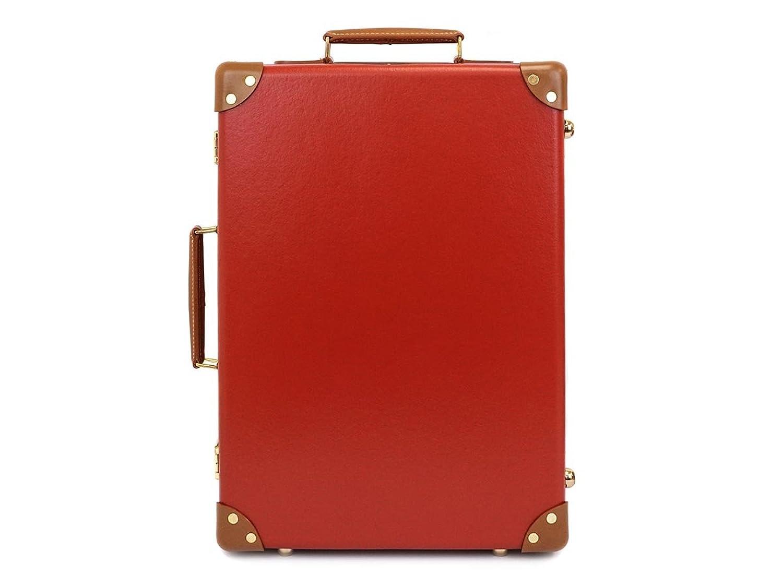 GLOBE TROTTER グローブトロッター Centenary 18inch Red/Tan センテナリー 18インチ [並行輸入品] B06WRMY2X5