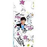 Childrens/Kids High School Musical Cotton Beach Towel (30 x 55 Inches) (White)