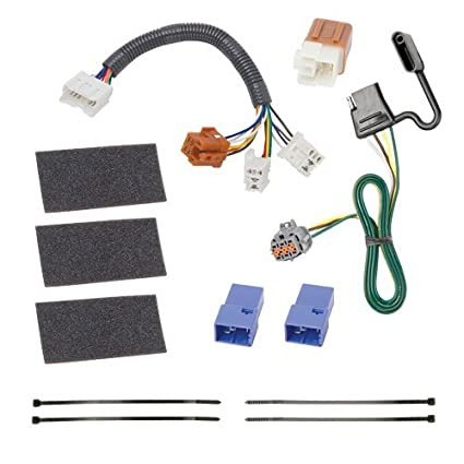 amazon com draw tite t connector hitch wiring kit nissan frontier nissan frontier trailer plug image unavailable image not available for color draw tite t connector hitch wiring kit nissan frontier