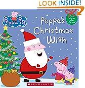#5: Peppa's Christmas Wish (Peppa Pig)