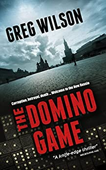 The Domino Game by [Wilson, Greg]