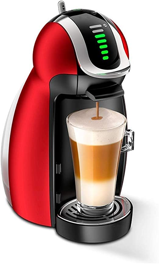 MJYDQ Cafetera-Máquina de café y Capuchino, Viene con lavavajillas ...