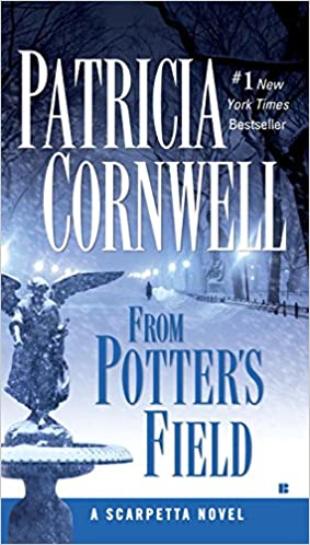 patricia cornwell books by date