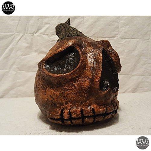 Amazon dismal dave paper clay pumpkin handmade