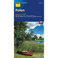 ADAC Karte, Polen (1 : 700.000)
