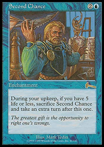 Weatherseed Elf Urza/'s Legacy Magic Card MTG