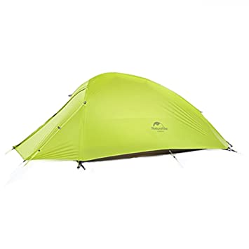 Naturehike Camping Waterproof Tent 1 Person Tent Double