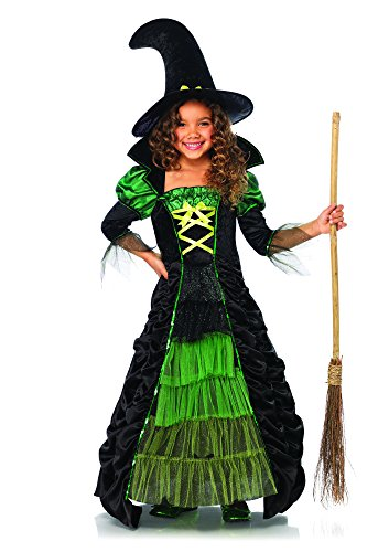 Leg Avenue Witch Costumes (Leg Avenue Children's Storybook Witch Costume)