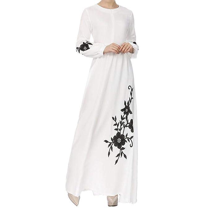 Vestido para Mujer Otoño Mini BBestseller Mujer Vestido Casual sin Mangas de Playa de Impresión Retro