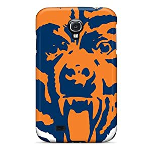 Quality Leandrsty485 Cases Covers With Chicago Bears Nice Appearance Compatible With Galaxy S4