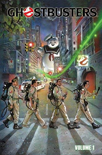 8 best ghostbusters idw volume 1 for 2020