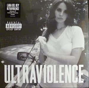 Lana Del Rey Ultraviolence Amazon Com Music