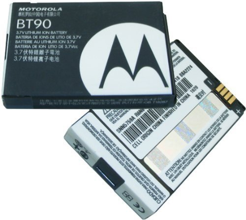 (NEW MOTOROLA OEM BT90 EXTENDED BATTERY FOR I580 I880)