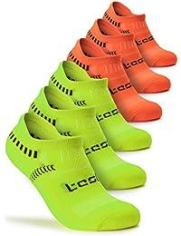 6-Pairs Comfort Socks No-Show TM-MZS09/MZS08/MZS04/MZS05/MZS06