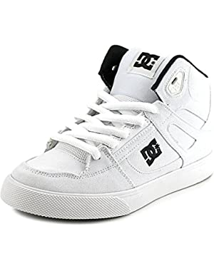 Shoes Spartan High Tx Youth White Skate Shoe