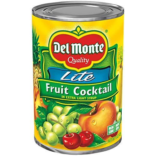 (Del Monte Foods Light Fruit Cocktail, 15 oz )