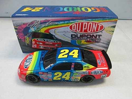 Action 1999 Jeff Gordon DuPont Monte Carlo Bank 1 of 7500 1:24 from Action