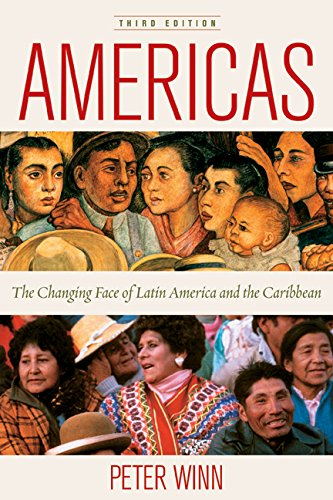 Americas: The Changing Face of Latin America and the Caribbean, 3rd - Americas Las