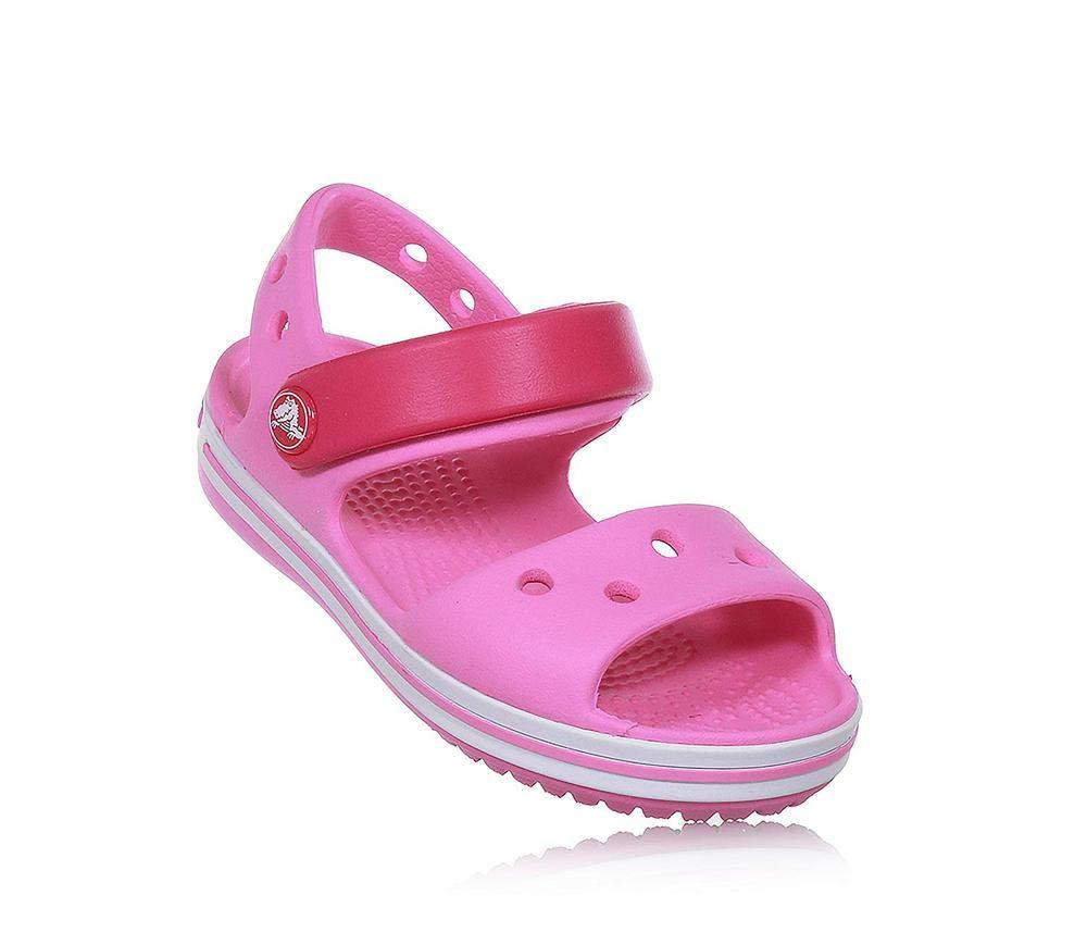Crocs Crocband  Fun Lab   Light-Up Clog, Pink, C6 M US Toddler by Crocs (Image #10)