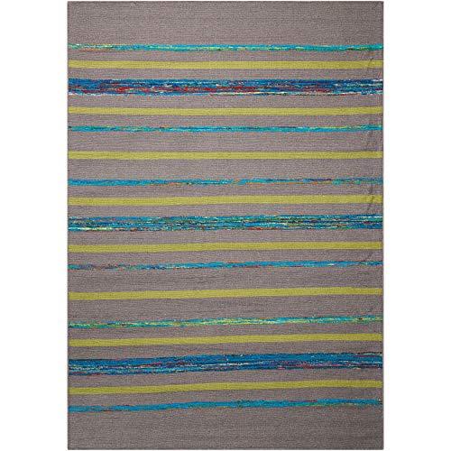 - Nourison Spectrum (SPE04) Gytur Rectangle Area Rug, 8-Feet by 10-Feet 6-Inches (8' x 10'6