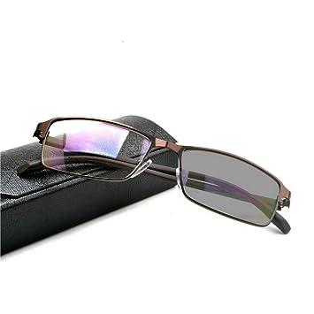 Amazon.com: Fashion - Gafas de lectura fotocromáticas ...