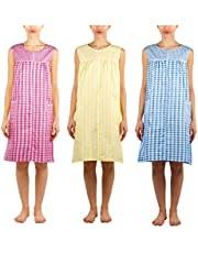 3 Pack of Shift Duster Dress - Medium to 3X Available (509)