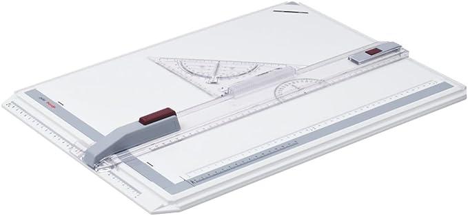 Rotring Rapid A3 - Tablero de dibujo con maletín (A3): Amazon.es: Oficina y papelería