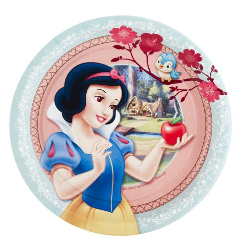 (Snow White and the Seven Dwarfs Small Paper Plates)
