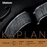 D'Addario Kaplan Viola Single C String, Short Scale, Medium Tension