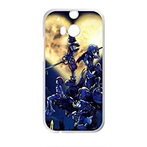 Happy Simple And Clean Kingdom Hearts Cell Phone Case for HTC One M8
