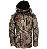 10X Men's Waterproof-Breathable Outer Systems Hooded Jacket, Mossy Oak Infinity, X-Large