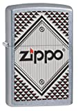 Zippo Pocket Lighter with Chrome Finish