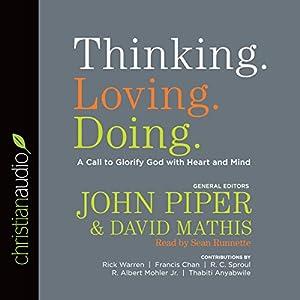 Thinking. Loving. Doing. Audiobook